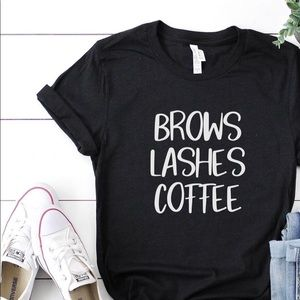 Brows lashes & ☕️
